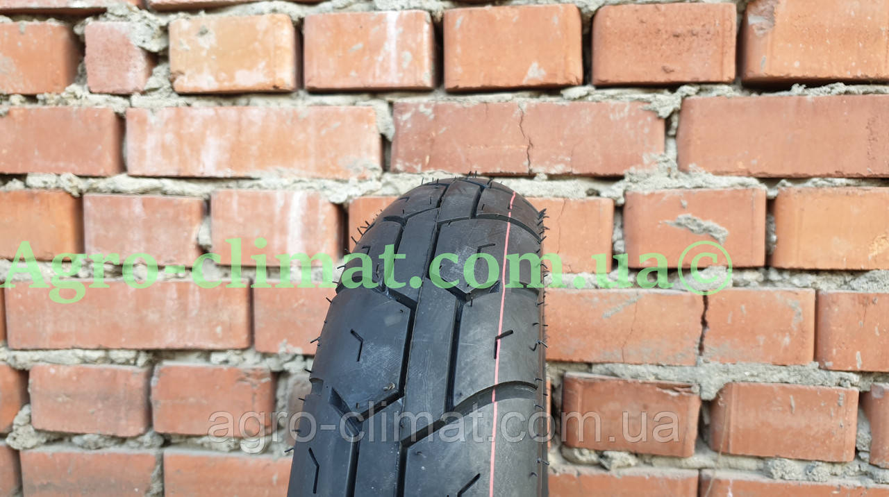 Шина на скутер 3.50-10 SRC камерная, 6PR шоссе, фото 1