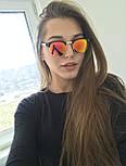 Очки Clubmaster желтые 9904-5, фото 8