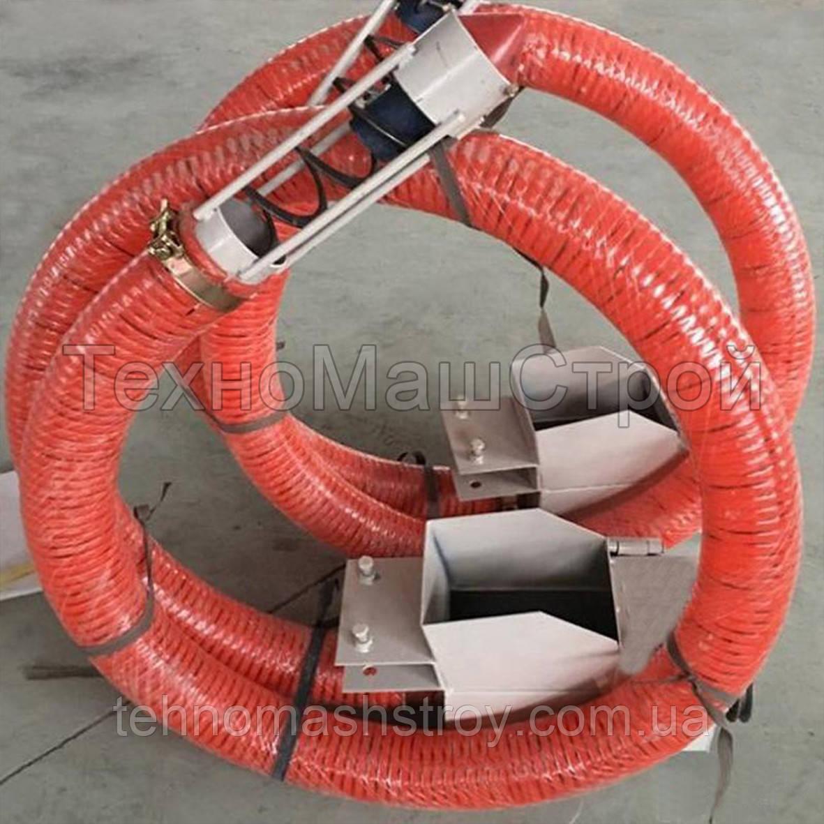 Транспортер гибкий спиральный канаш территория элеватора 37
