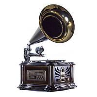 Грамофони і ретро-радіо