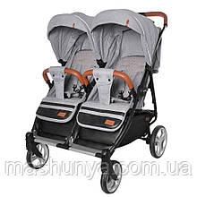Прогулочная коляска для двойни Tilly Carrello Connect CRL-5502 чехол на ножки
