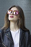 Брендовые солнцезащитные очки  (9649-136), фото 5