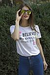 Зеркальные очки Wayfarer 911-77, фото 7