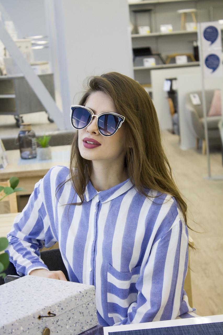 Солнцезащитные женские очки 8348-2