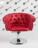 Кресло парикмахерское ZEUS, фото 4