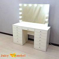 Функциональный визажный стол для салона красоты Рассрочка!