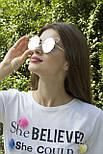 Солнцезащитные женские очки 1180-7, фото 3