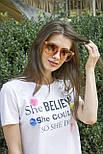 Солнцезащитные женские очки 22462-9, фото 5
