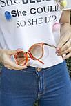 Солнцезащитные женские очки 22462-9, фото 6