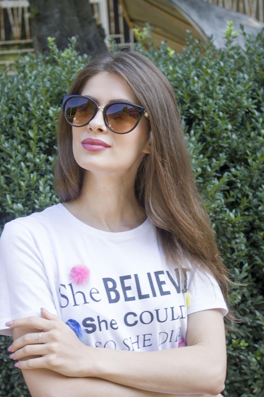 Солнцезащитные женские очки 8183-1