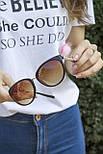 Солнцезащитные женские очки 8183-1, фото 8