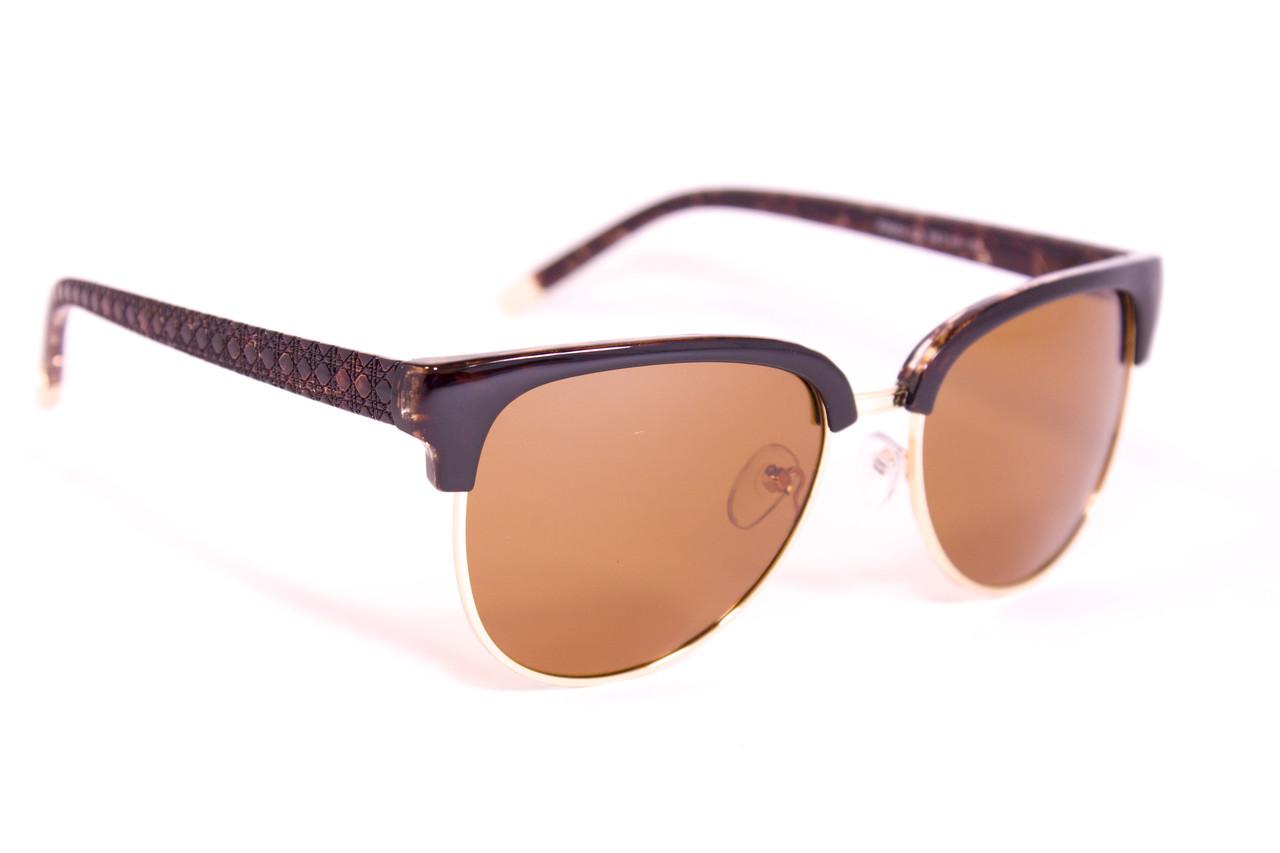 Женские солнцезащитные очки polarized (Р9904-3)