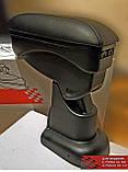Підлокітник Armcik S1 з зсувною кришкою для Ford Fusion 2002-2012, фото 4