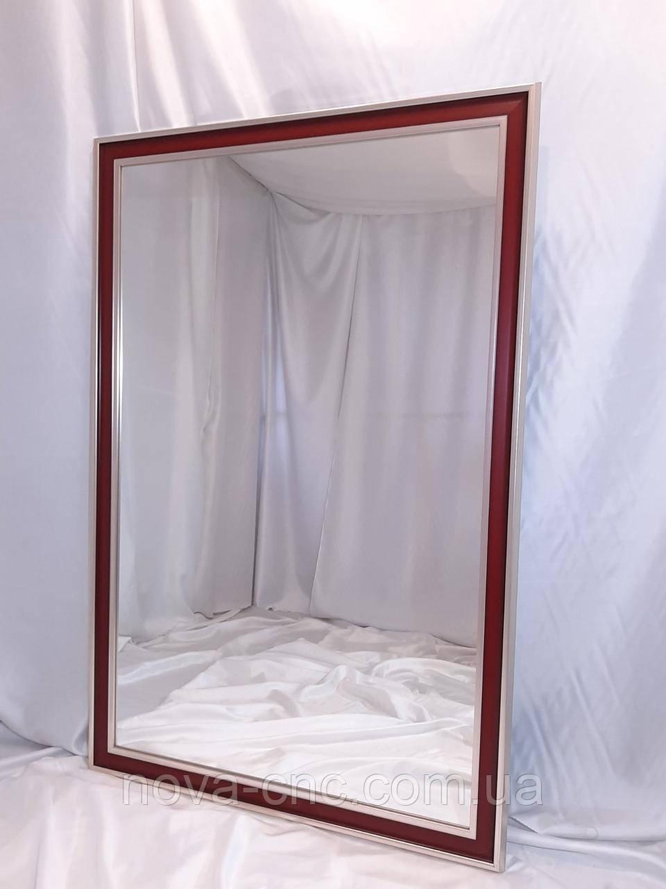 "Зеркало в багете ""Б-126""  920 х 1395 мм"