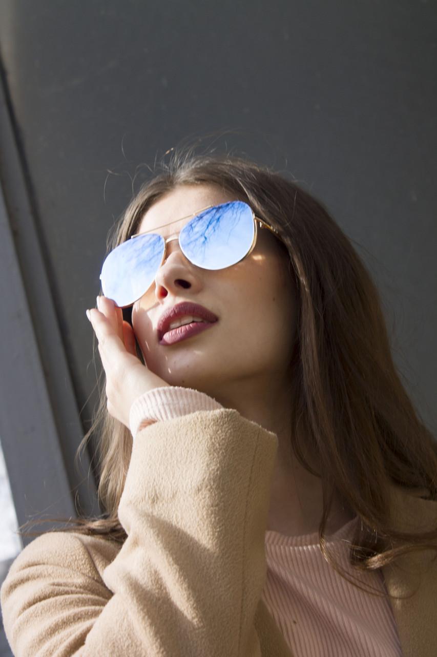 Солнцезащитные женские очки 9301-4