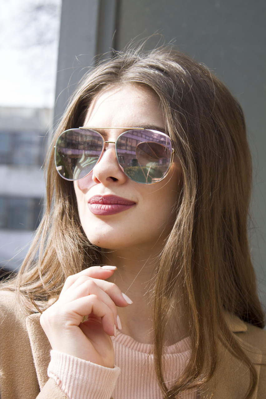 Солнцезащитные женские очки 9301-3