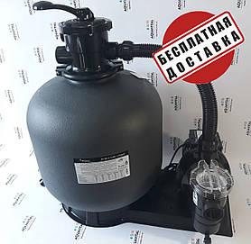 Фильтрационная установка Emaux FSP650-SS100; 15.6 м³/ч с насосом SS100