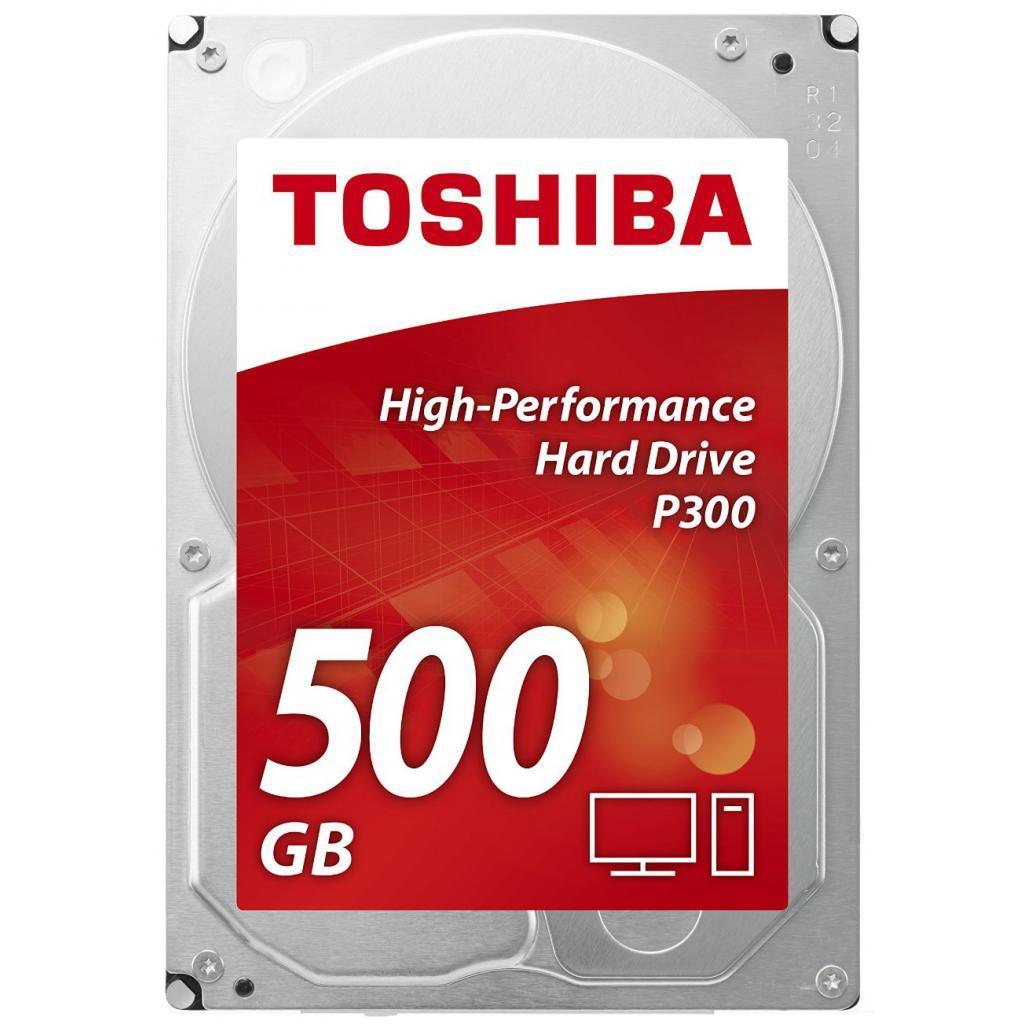 """Жесткий диск 3.5""""  500Gb TOSHIBA (HDWD105UZSVA)"""