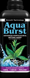 Cредство для лучшего увлажнения субстрата Growth Technology AquaBurst 1л