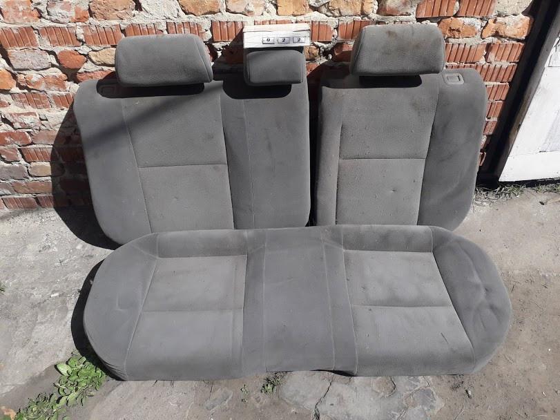 №22 Б/у сиденья задние для Chevrolet Lacetti 2003-2009