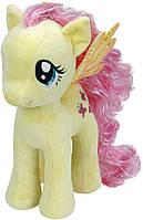 Мягкая игрушка My Little Pony Флаттершай Май Литл Пони 25 см 00041