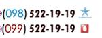 Зміна контактних номерів телефонів