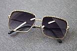 Солнцезащитные женские очки 80-245-3, фото 3
