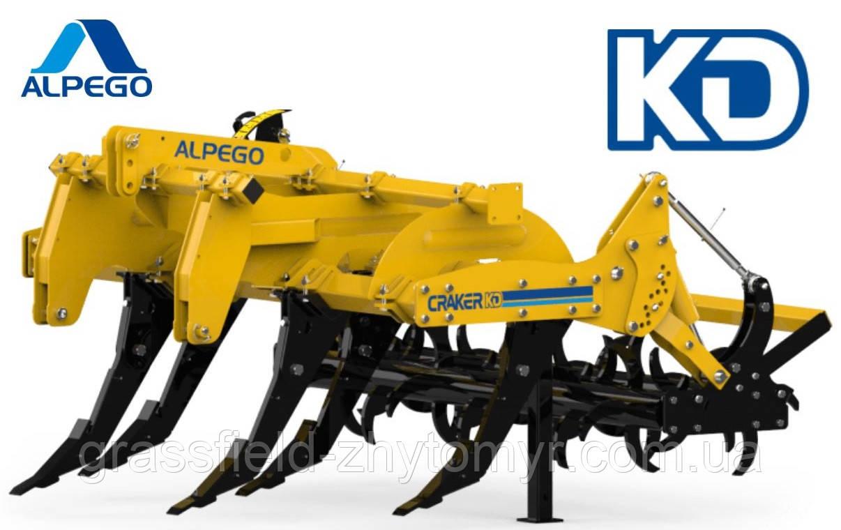 Глибокорозпушувач Alpego CraKer KD 5-200