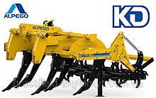 Глибокорозпушувач Alpego CraKer KD 5-200 під трактор 100-150 к.с.