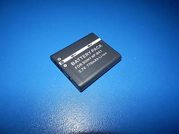 "Аккумулятор MastAk аналог Sony NP-BK1 3,6V 0,970Ah (3,4Wh )"" info-Litium """