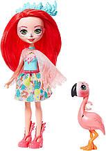 Кукла Энчантималс Фламинго Фэнси