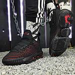 Чоловічі кросівки Nike Lebron 16 Fresh Bred (чорні) KS 1429, фото 2