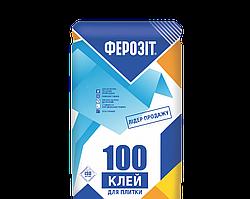 Клей для плитки Ферозіт 100/5кг