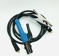 Комплект сварочных кабелей жгутов Standart A (300A, 12мм, 1,2/1,8, 10-25)