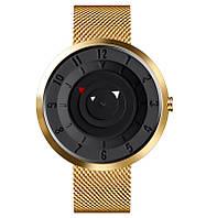 Skmei 9174 золотистые оригинальные часы мужские, фото 1