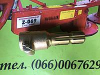 Подовжувач валу карданного 6х6 шліців, фото 1