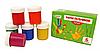 """Краски пальчиковые Гамма-Н """"Craft&Joy"""" 6 цветов по 40 мл"""