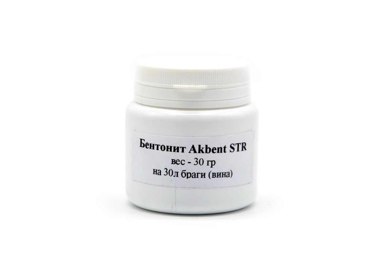 Бентонит Akbent STR