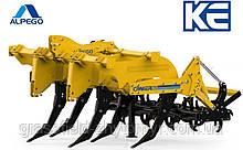 Глибокорозпушувач ALPEGO CraKer KE 7-300 механічне регулювання глибини під трактор 200-250 к.с.