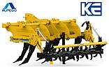 Глибокорозпушувач ALPEGO CraKer KE 7-300 механічне регулювання глибини під трактор 200-250 к.с., фото 2