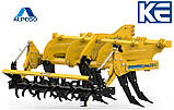 Глибокорозпушувач ALPEGO CraKer KE 7-300 механічне регулювання глибини під трактор 200-250 к.с., фото 3
