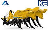 Глибокорозпушувач ALPEGO CraKer KE 7-300 механічне регулювання глибини під трактор 200-250 к.с., фото 4