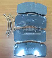 Колодка тормозная КАМАЗ-4308 (4шт)пр-во PROFIT). 5050-29094