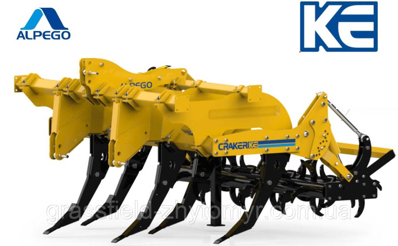Глибокорозпушувач ALPEGO CraKer KE 7-300 гідравлічне регулювання глибини під трактор 200-250 к.с.