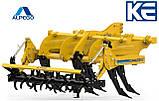 Глибокорозпушувач ALPEGO CraKer KE 7-300 гідравлічне регулювання глибини під трактор 200-250 к.с., фото 2
