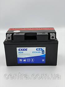 Мото аккумулятор EXIDE ETZ10-BS 8.6Ah
