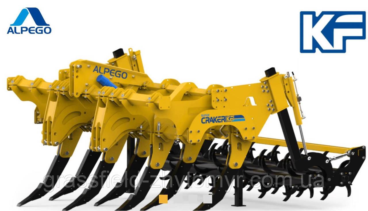 Глибокорозпушувач Alpego CraKer KF 7-400 під трактор 300-450 к.с.