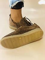 24pfm. Жіночі туфлі - натуральний замш. Розмір 36.38 Vellena, фото 4