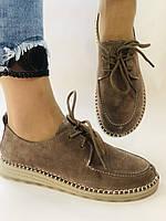 24pfm. Жіночі туфлі - натуральний замш. Розмір 36.38 Vellena, фото 7