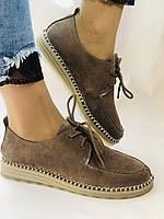 24pfm. Жіночі туфлі - натуральний замш. Розмір 36.38 Vellena, фото 2